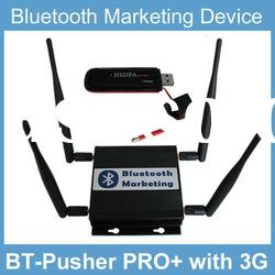 BT-Pusher PRO+ with 3G/GPRS (Bluetooth Advertising ,Proximity Marketing Device)
