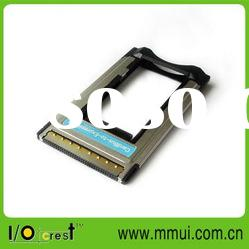 Cardbus to Express Card to PC Card (PCMCIA) Adapter