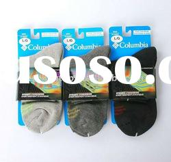 Coolmax, merino wool, smart wool cushioned trekking socks