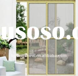 Decorative Aluminum Sliding Screen Doors