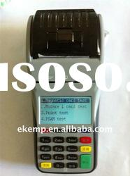 Handheld Barcode Scanner with built-in Printer,Portable 1D barcode scanner (EP370)