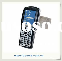 Handheld PDA Mobile Computer With GPRS Barcode Scanner and Printer