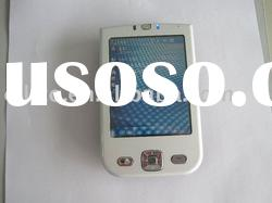 Handheld terminal with 1D barcode scanner and RFID reader