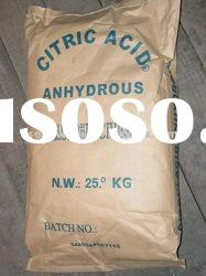 Organic Citric Acid Anhydrous(Food Grade)
