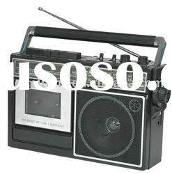 Radio Cassette Recorder ,Radio Cassette Player,Cassette Player with Radio