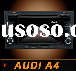 Touch screen car DVD player with gps bluetooth CANBUS for Audi A4