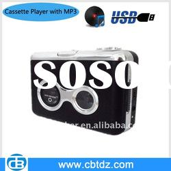 USB Cassette Player and Tape to MP3 Converter