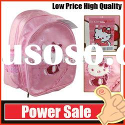 Wholesale gao Hello kitty Shoulder bag School Bag Backpack bag messenger Bag children F0178