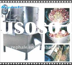 automatic onion machine-- the whole peeling process is automatic and digital