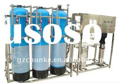 mobile water treatment equipment(1000LPH reverse osmosis water filter system)