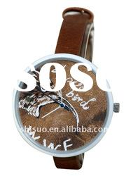 new fashion watches 2012 with hand drawing dial
