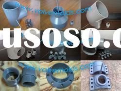 pvc water supply 45 degree elbow pvc pipe fitting mould