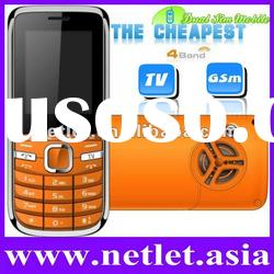 2012 China Best Quality Dual SIM Cheap TV Mobile Phone