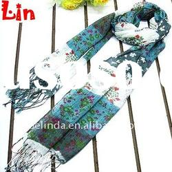2012 fashion women print autumn scarf