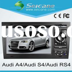 2 din Audi A4 gps navigation for car