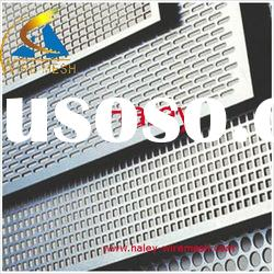 304 316 high quality punching metal mesh, perforated metal mesh speaker grillee (manufactory)