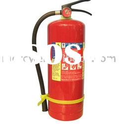 ABC portable dry powder fire extinguisher
