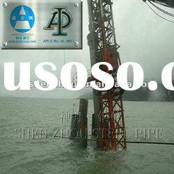 ASTM A252 Piling welding pipe