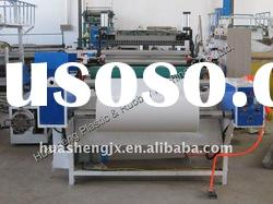 Automatic hot melt coating machine