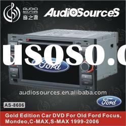 Car dvd for Old Ford Mondeo,Focus,C-MAX, S-MAX 1999-2006 focus for GPS,BT,DVD,USB,IPOD,RDS,SD,ETC