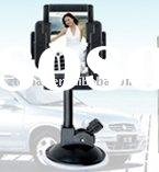 Car universal holder for GPS PDA MP3 MP4 mobile phone