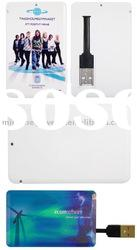 Color Credit Card Usb flash drive usb memory disk