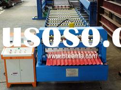 Corrugated Roof board Roll Forming Machine