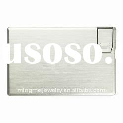 Credit card usb flash drive with print