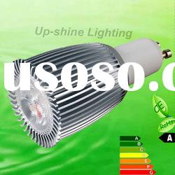 Dimmable CREE 9W GU10 led spot light UL approved