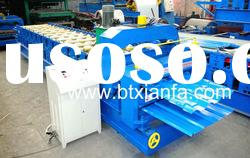 Double Glazed Deck Roll Forming Machine