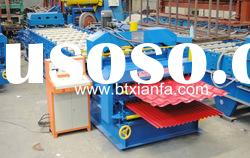 Double-layer Corrugated Metal Roof Sheet Roll Forming Machine