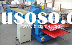 Double layer roof tile roll forming machine XF1064/912
