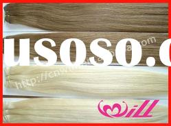 Fashion Brown Color Human Hair Weave Brazilian Remy Hair Extension