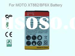 For Motorola XT882 BF6X High Quality Mobile phone li-ion polymer Battery