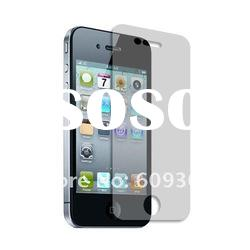 Full body(front and back) diamond LCD screen protector for iphone 4/4S