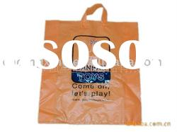 Hit in 2012!!On sale!!Handle bag!!Shopping handle bag!!plastic handle bag!