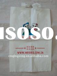 Hit in 2012!!die cut bag!!shopping bag!!plastic bags!!handle shopping bag!
