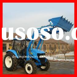 Hot Sale 75Hp Tractor with Front end loader