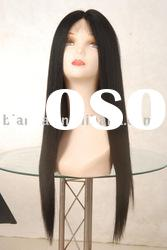 Indian remy Human hair full lace wig