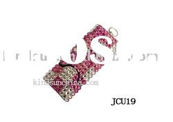 Jeweled USB flash drive/usb memory/usb disk