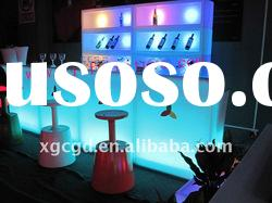 LED bar counter/LED reception bable/commercial table/even furniture