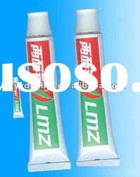 LMZ toothpaste in soft tube packing