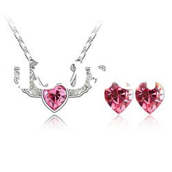 Ladies Wholesale Costume Jewelry Set /Fashion Jewelry 4287-4291