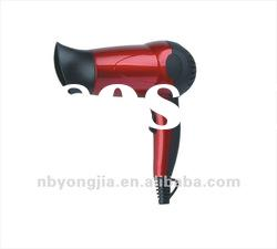Mini/Travel/Pet/Low power/DC Motor hair dryer T-1004