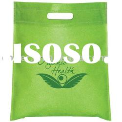 NON WOVEN CUT-OUT HANDLE shopping bag