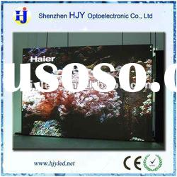 PH10 outdoor street advertising show led video display IP54