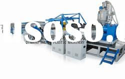 PP PS sheet extrusion production line PP PS sheet extrusion line