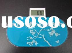 Patent design Electronic Bathroom Weight Body Scale 330LB LCD
