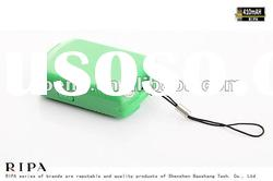 Portable Solar Battery Charger With Keychain