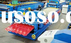 Roof And Wall Panel Roll Forming Machine XF21-136-1088
